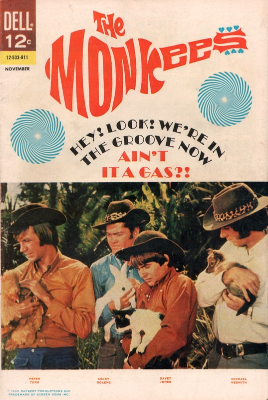 Monkees comic 16
