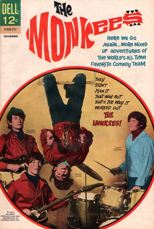 Monkees comic book 6