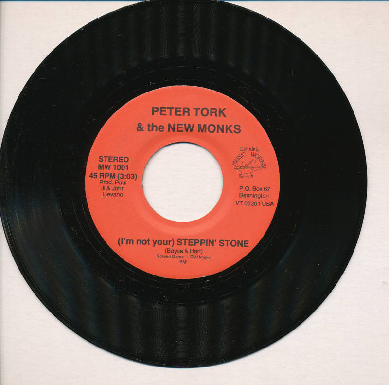 Peter Tork single 1981