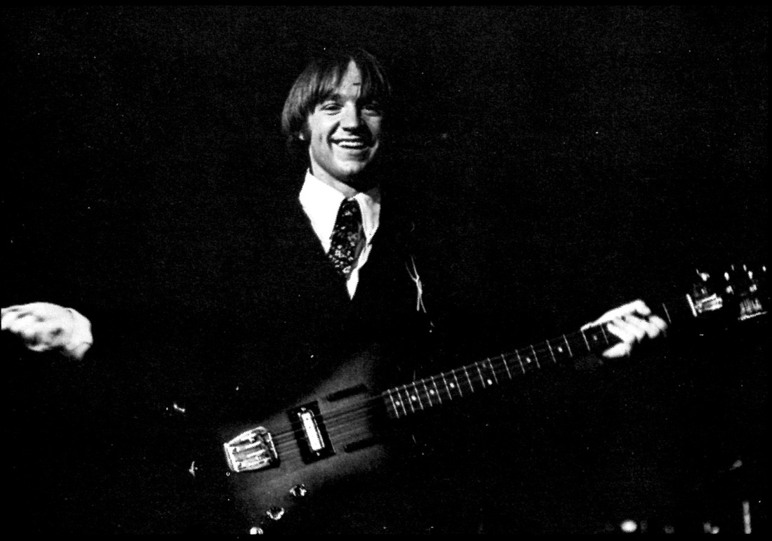 Peter Tork Guild bass