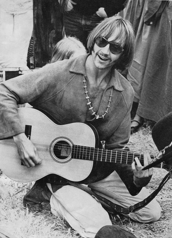 Peter Tork guitar