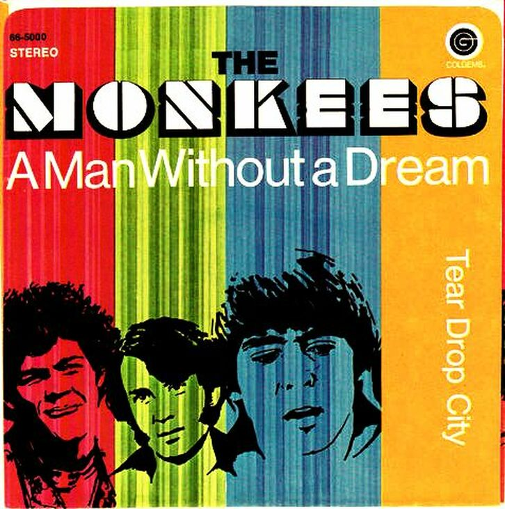Monkees A Man Without a Dream Instant Replay