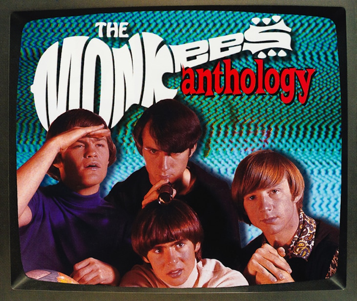 Monkees Anthology compact disc
