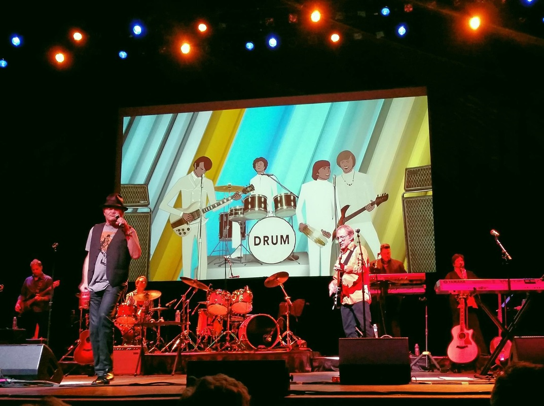 Monkees Dallas 2016 You Bring the Summer