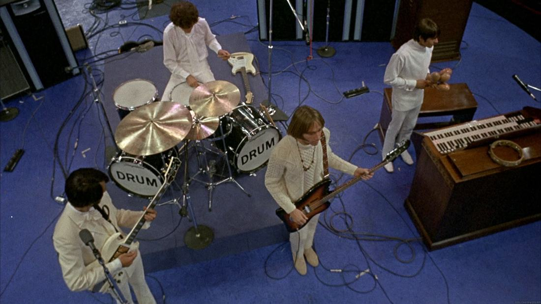 Monkees live 1968