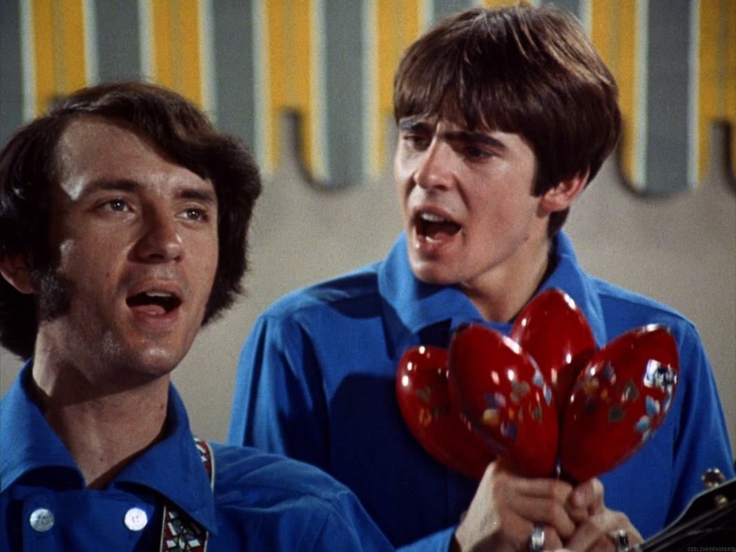 Mike Nesmith Davy Jones Monkees