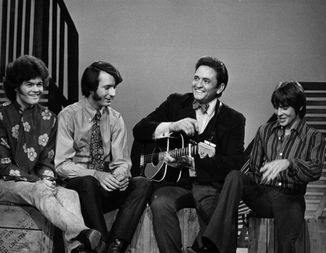 Monkees Johnny Cash Show 1969
