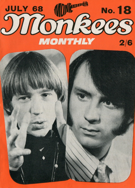 Monkees Monthly 18