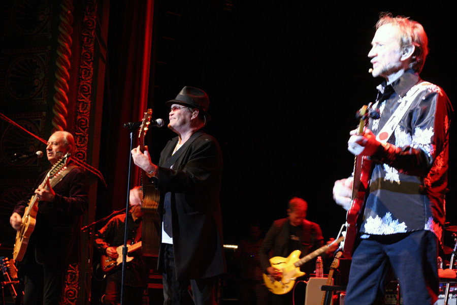 Monkees Uptown Theater 2014 Kansas City