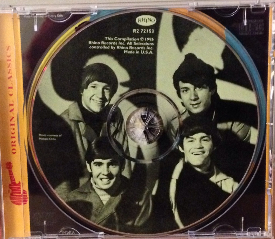 Missing Links Volume 3 Monkees CD