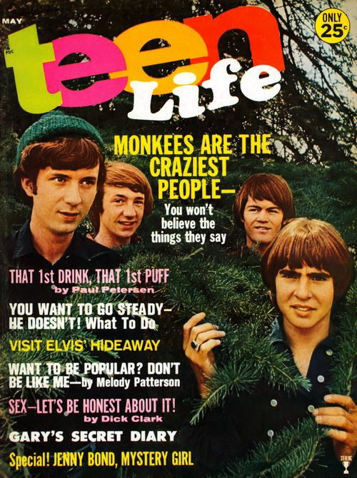 Monkees Teen Life