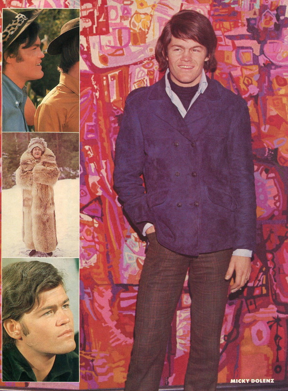 Micky Dolenz photo collage