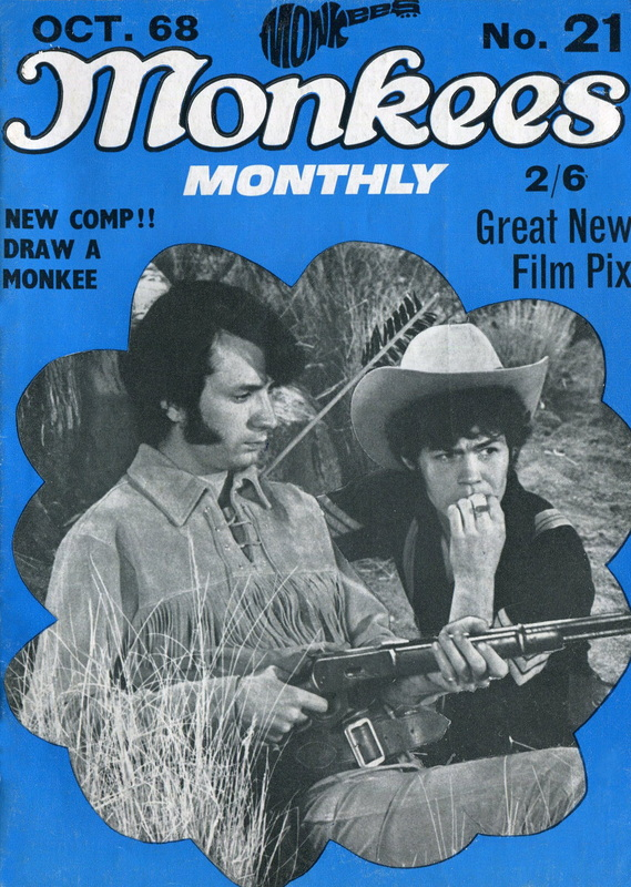 Monkees Monthly 21