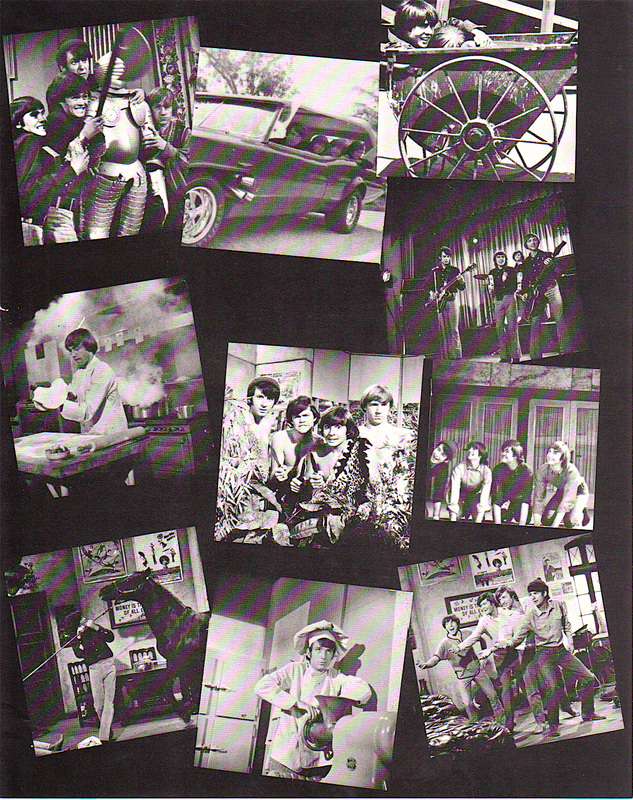 Monkees fan club photos