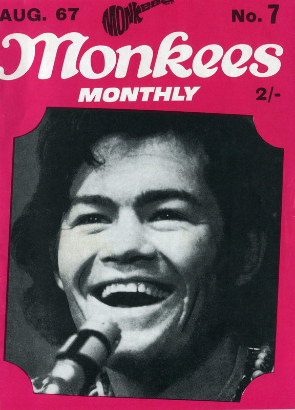 Monkees Monthly 7