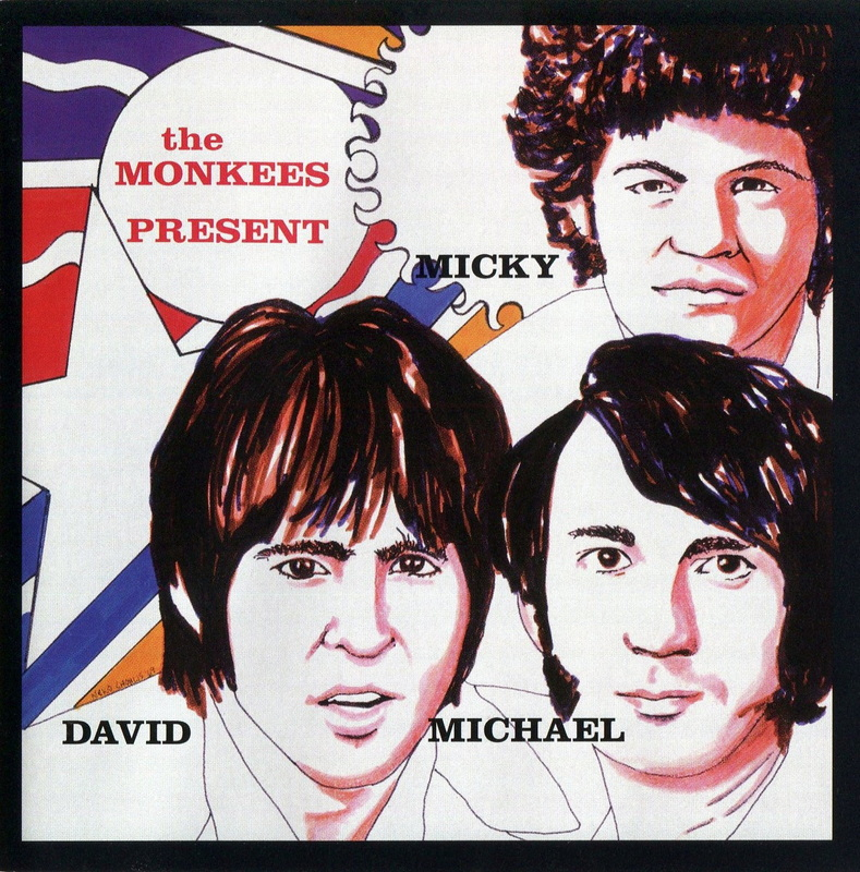 Monkees Present color cover
