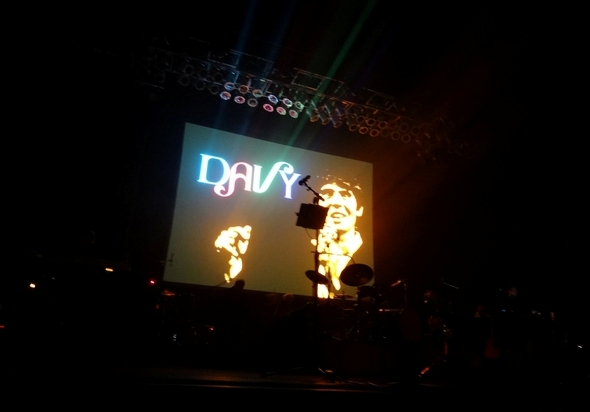 Davy Jones tribute Monkees 2012 tour