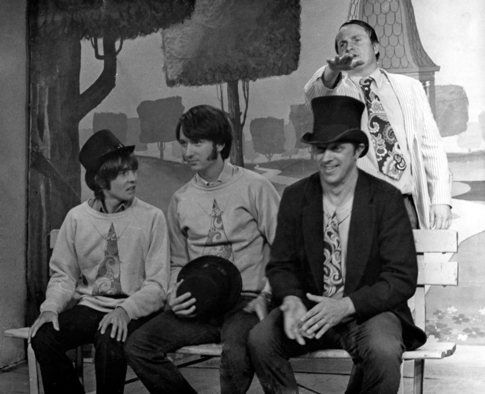 Monkees Wallace Ladmo