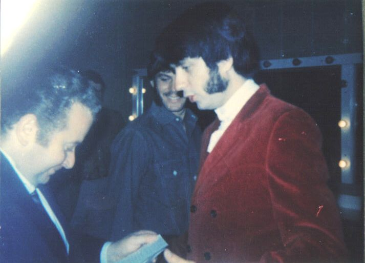 Mike Nesmith 1969 Monkees David Pearl