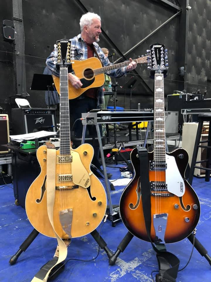 Michael Nesmith Gretsch guitars
