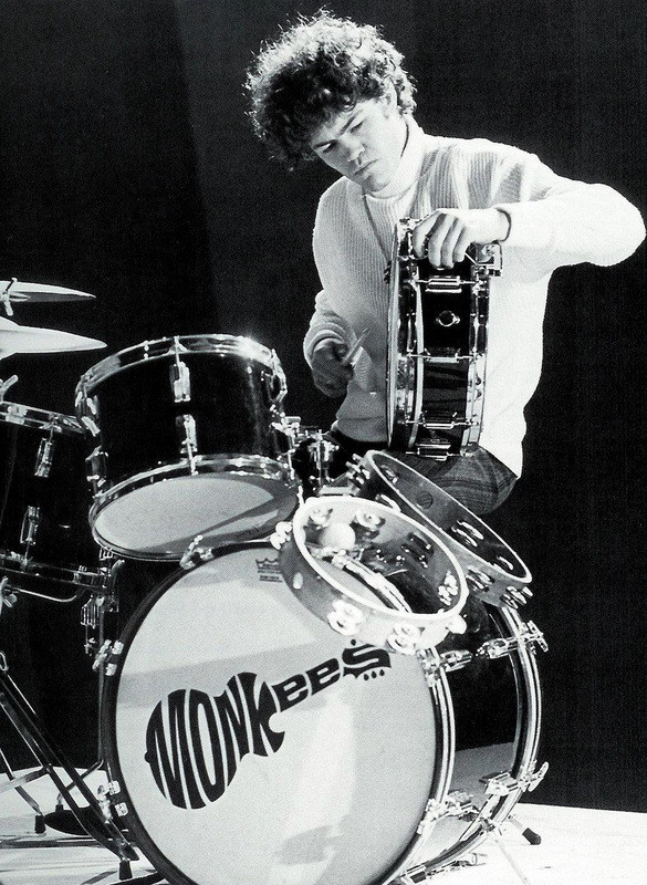 Micky Dolenz Rogers drums