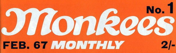 Monkees Monthly logo
