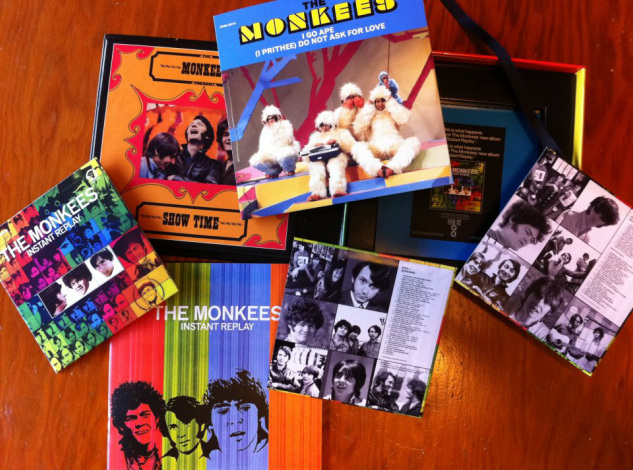 Monkees Instant Replay deluxe edition