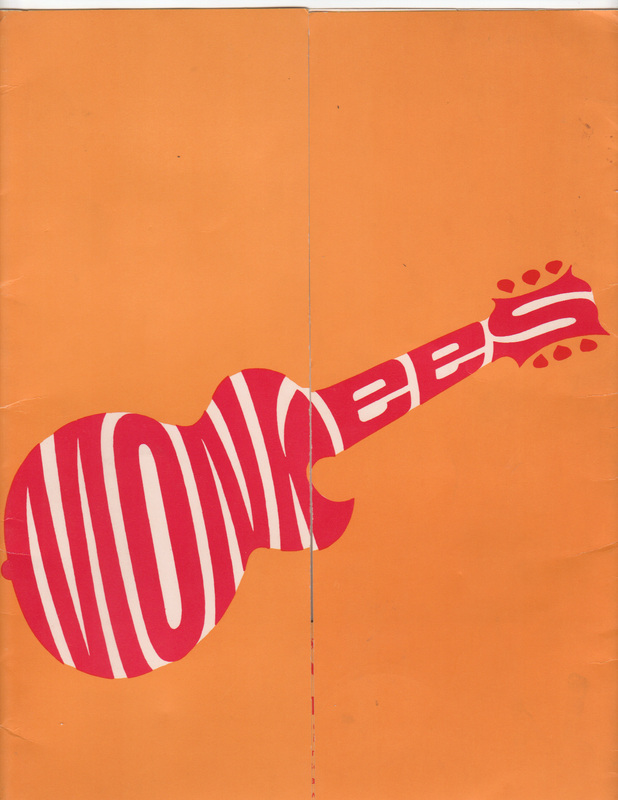 Monkees fan club package