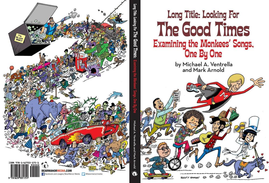 Long Title: Looking for the Good Times Monkees book