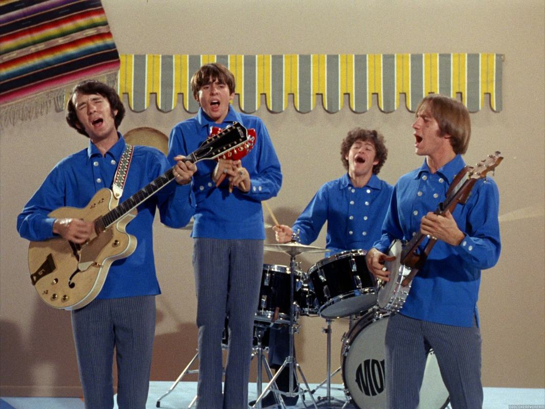 Monkees instruments
