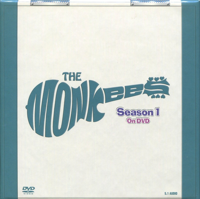 Monkees Season One DVD