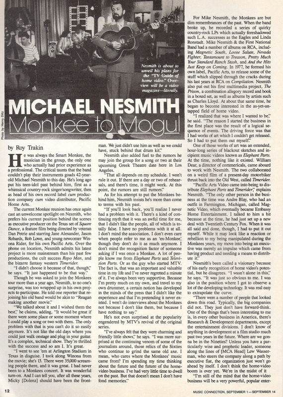 Nesmith Pacific Arts