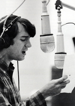 Mike Nesmith recording studio