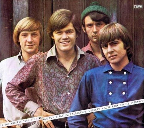Pisces cover photo Monkees