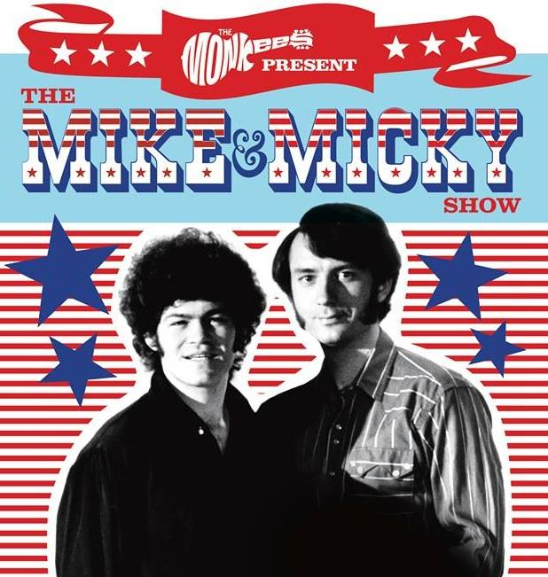 Mike Nesmith Micky Dolenz tour 2018