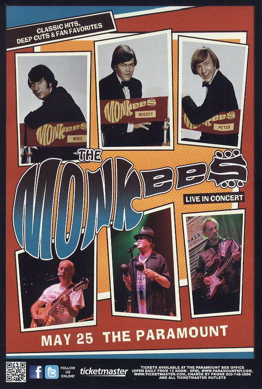2014 Paramount New York Monkees