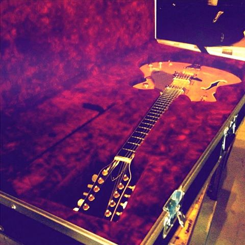 Nesmith blonde Gretsch