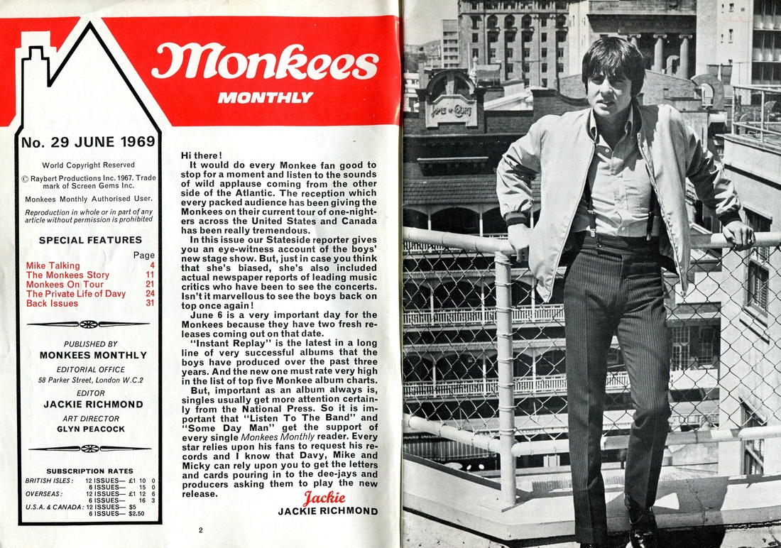Monkees Monthly 29