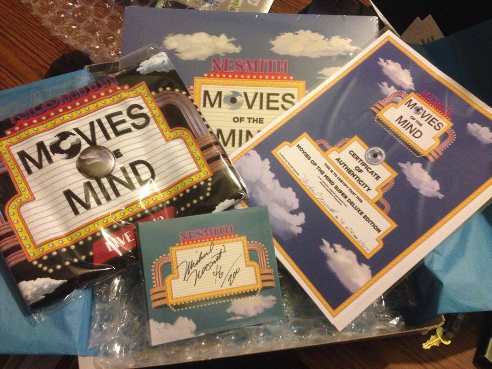 Nesmith Movies of the Mind package