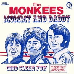 Monkees Mommy and Daddy
