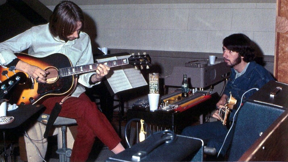 Monkees Headquarters recording studio