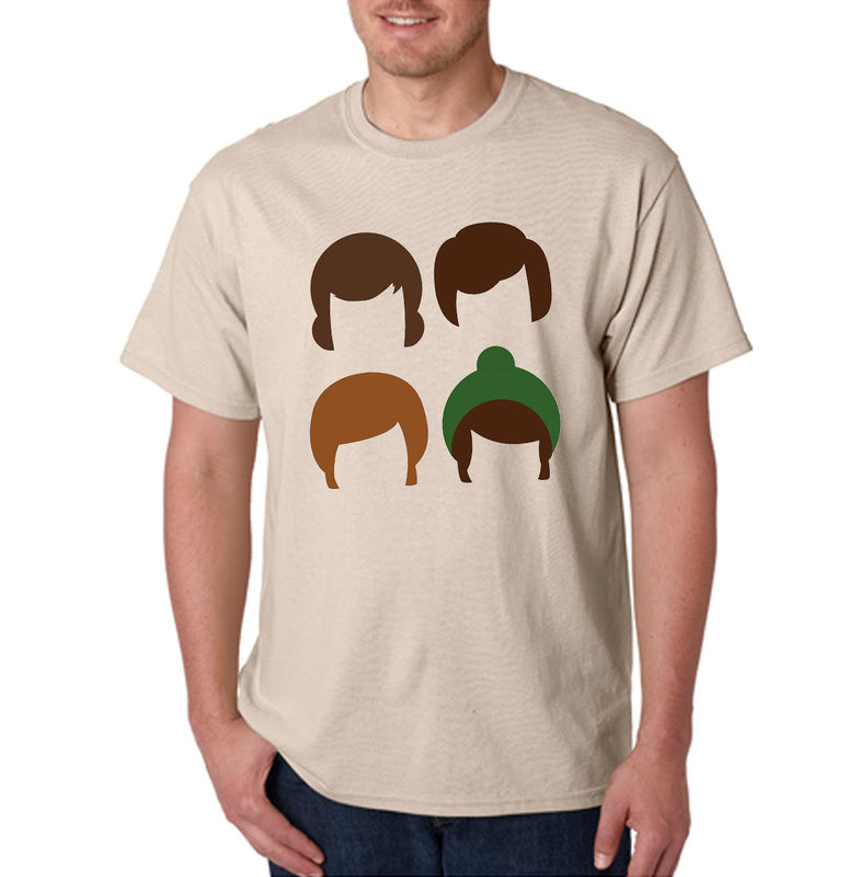 Monkees t shirt