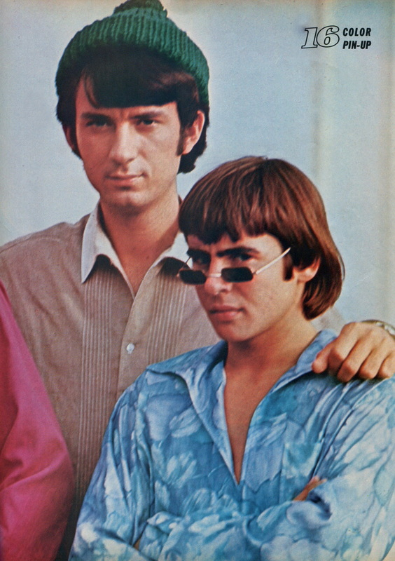 Mike Nesmith Davy Jones