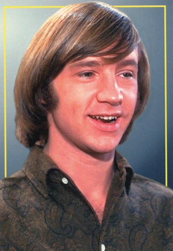 Peter Tork trading card