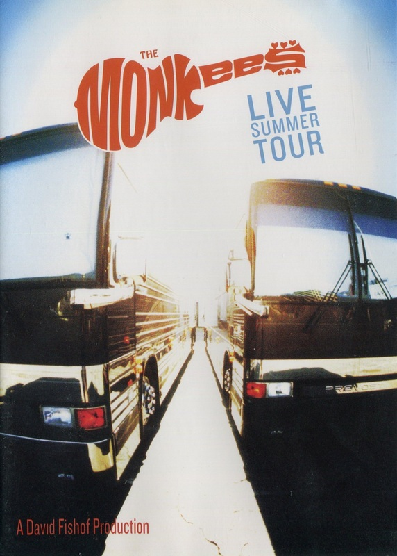 Monkees Live Summer Tour DVD