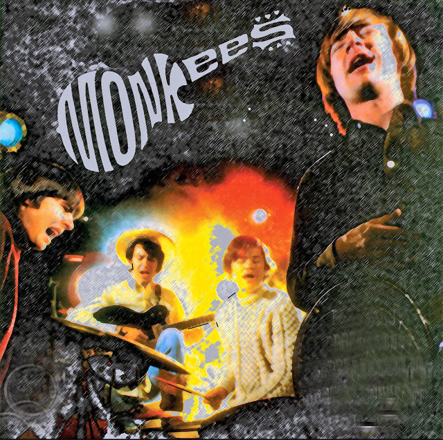 Monkees psychedelic