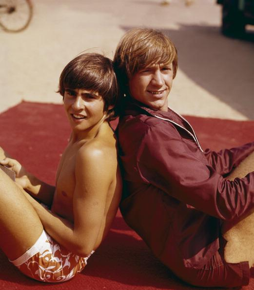 Davy Jones Peter Tork