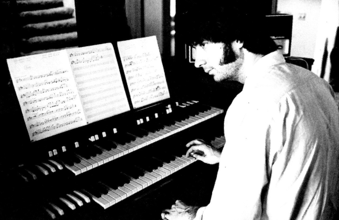 Michael Nesmith organ