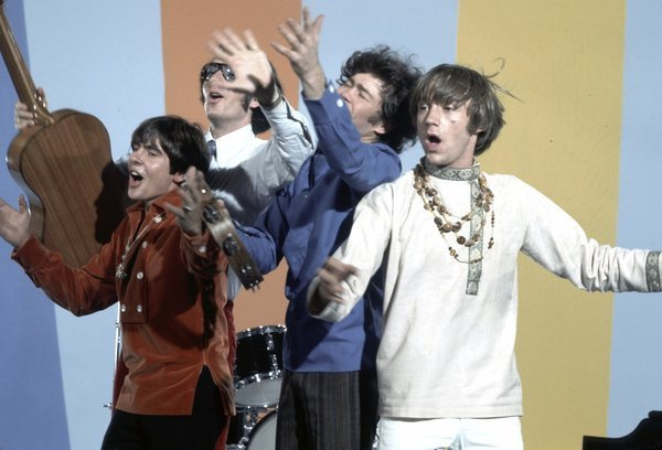 Monkees dance