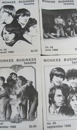 Monkee Business Fanzine